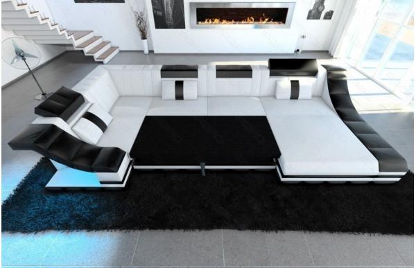 TURINO - U-shape, right orientation, textile, lying function