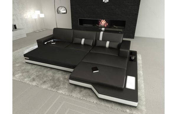 MESSANA - L-shape, right orientation, textile, lying...