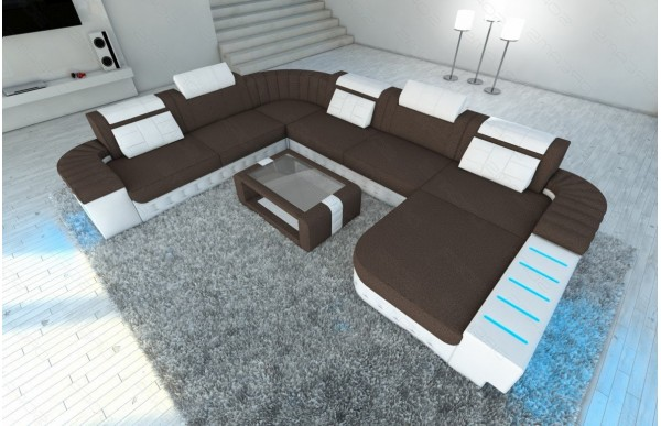 BELLAGIO - kształt XL, układ prawy, materiał