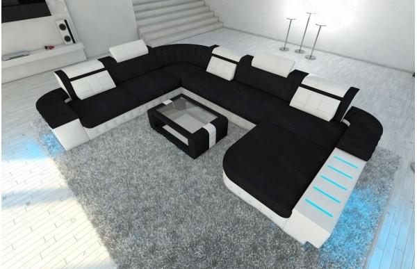 BELLAGIO - kształt XL, układ prawy, materiał, funkcja leżenia