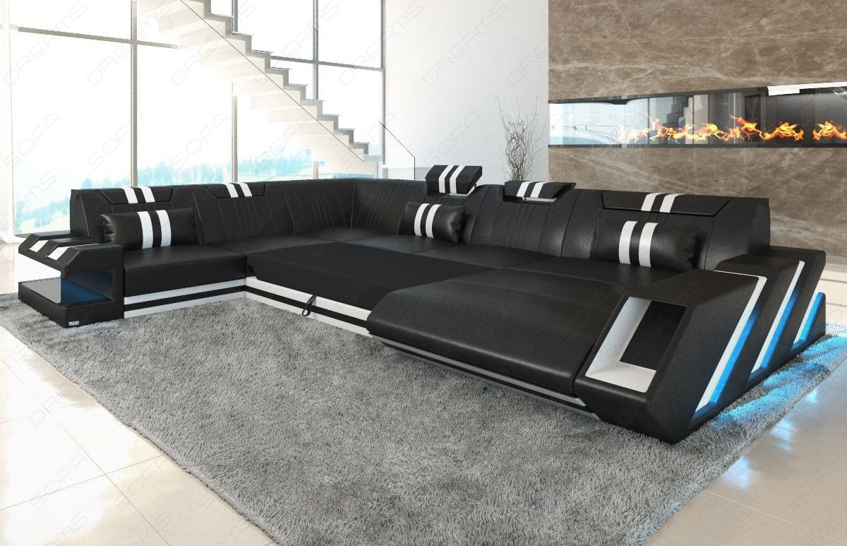 APOLLONIA - XL-shape, right orientation, eco leather, lying function
