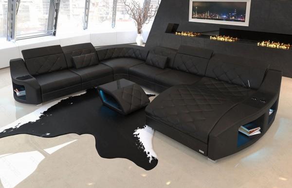 SWING - XL-shape, right orientation, leather