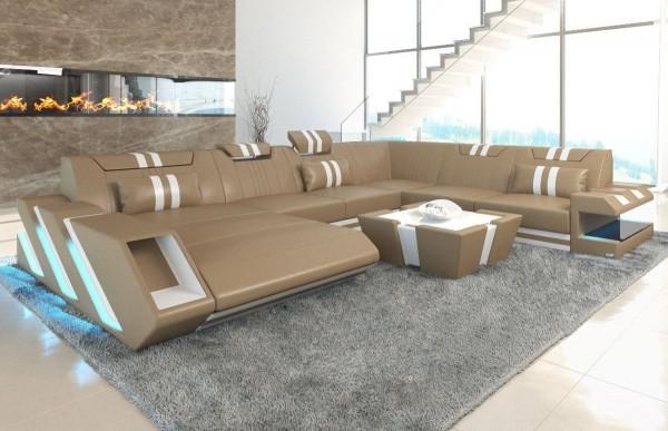 APOLLONIA - XL-shape, left orientation, eco leather,...