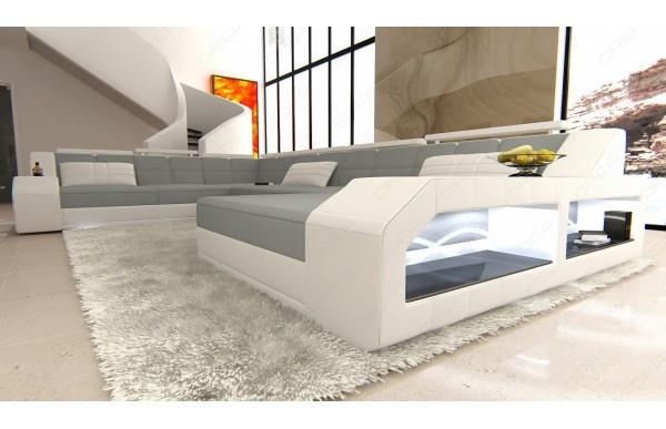 MATERA - kształt XL, układ prawy, materiał, funkcja leżenia
