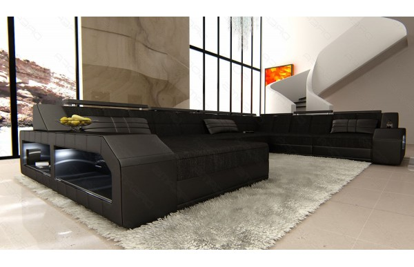MATERA - kształt XL, układ lewy, materiał